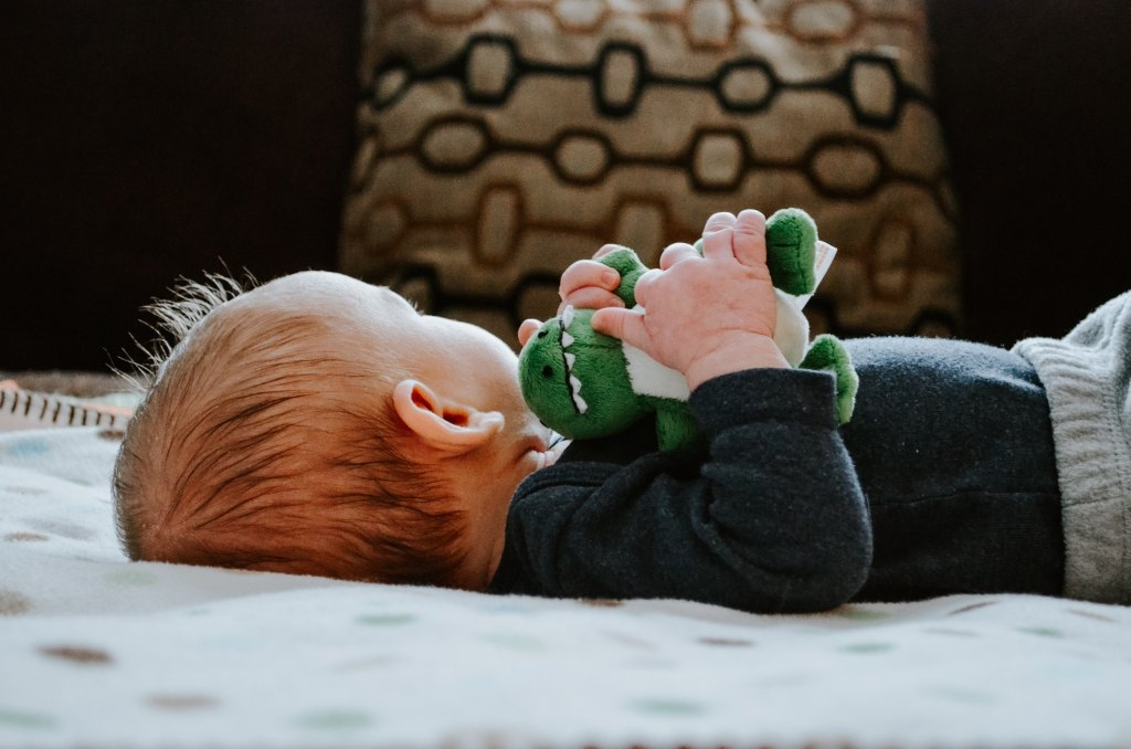 8 Stimulating Activities for 3 month Old Babies – The indian