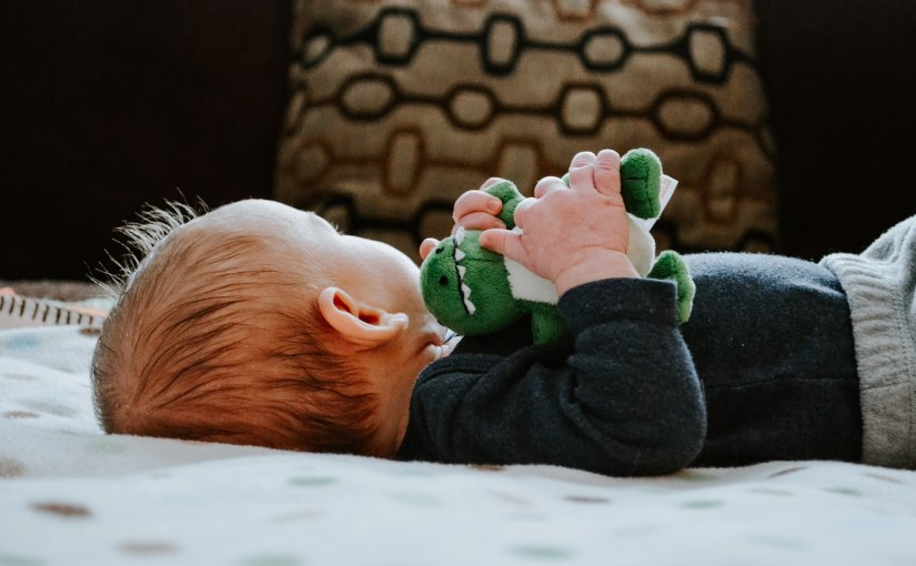 8 Stimulating Activities for 3 month OldBabies
